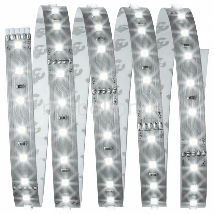 Купить Комплект с лентой светодиодной [[50 см] ULTRALED 70578, Paulmann, серый, металл