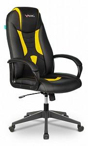 Кресло игровое Viking-8N/BL-YELL