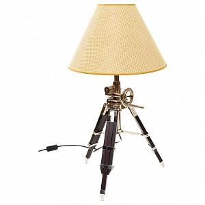 Настольная лампа декоративная LOFT7012-BR