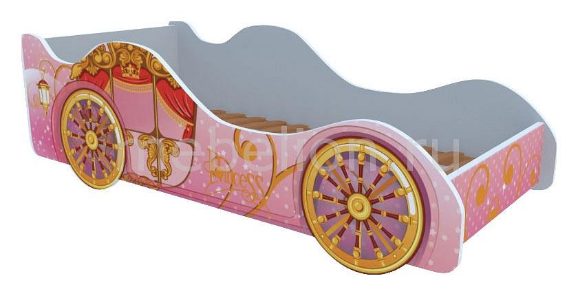 Кровать-машина Карета M016