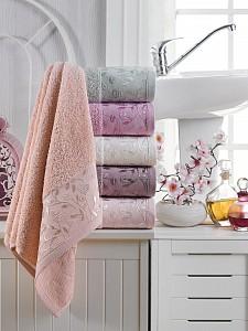 Набор из 6 банных полотенец (70x140 см) Innesa