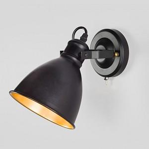Бра Denley 70112/1 черный
