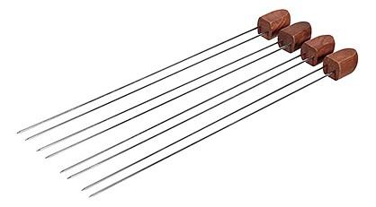 Набор из 4 шампуров (38 см) Boyscout 61052