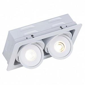 Встраиваемый светильник Studio A3007PL-2WH