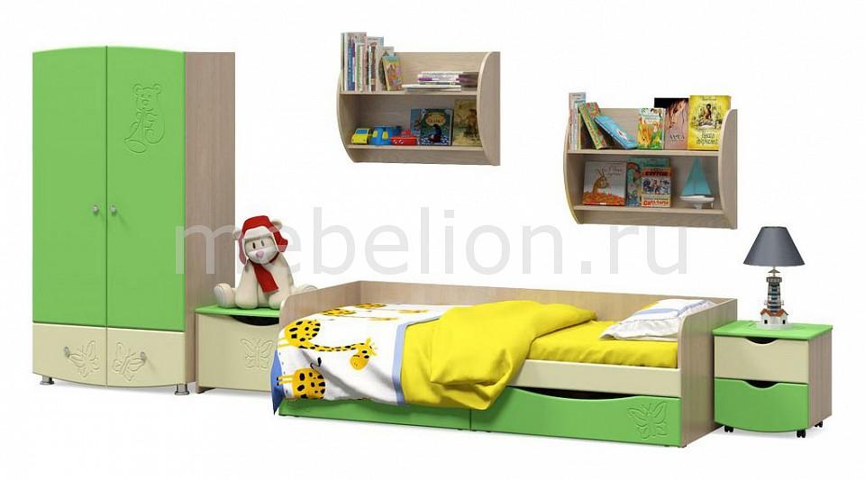 Комод детский Компасс-мебель KOM_Kapitoshka_system_4 от Mebelion.ru