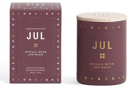 Свеча ароматическая (5.6х6.8 см) Jul SK1322