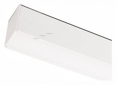 Встраиваемый светильник MAG-FLAT-45-L605-18W Warm3000 (WH, 100 deg, 24V) 026952