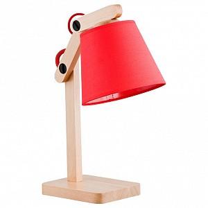 Настольная лампа декоративная Joga Red 22248