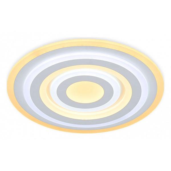 Накладной светильник Orbital Acrylic FA92 WH 144W D500 Ambrella AMBR_FA92_WH_144W_D500