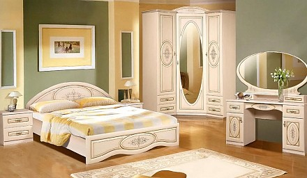 Гарнитур для спальни Василиса