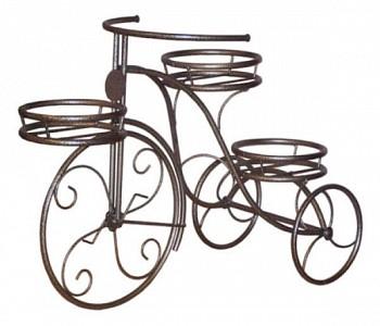 Подставка для цветов (67х48х32 см) Велосипед-3 14906