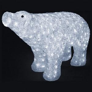 Зверь световой (80 см) Белый медведь 513-302
