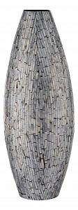 Ваза напольная (62 см) Серебряная россыпь VP-30