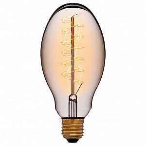 Лампа накаливания E75 E27 240В 60Вт 2200K 053-686