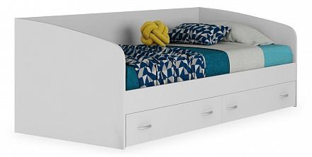 Односпальная кровать в детскую комнату Уника NMB_TE-00001215