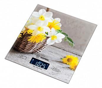 Весы кухонные (18х20 см) Hottek 962-034