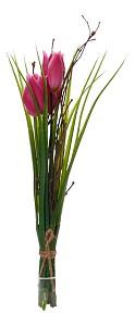 Букет (30 см) Из 3-х тюльпанов 58020500