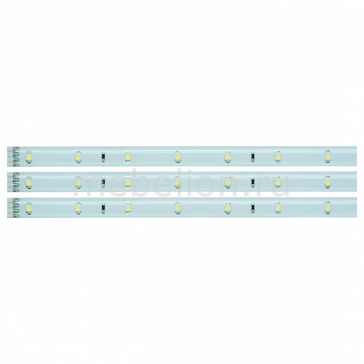 Купить Лента светодиодная [3x97 см] Stripe 70213, Paulmann, белый, полимер