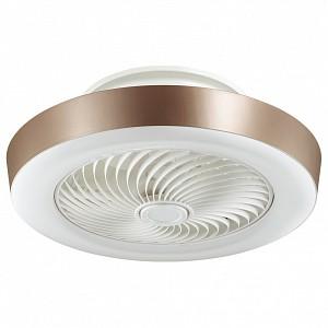 Светодиодный светильник Fan brown Sonex (Россия)