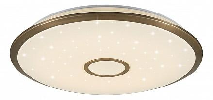 Потолочный светильник для ванной Старлайт CL703103R