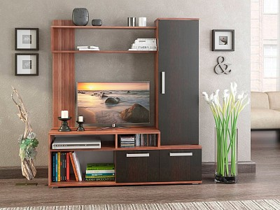 Стенка под ТВ для гостиной Соло STL_2013011900001