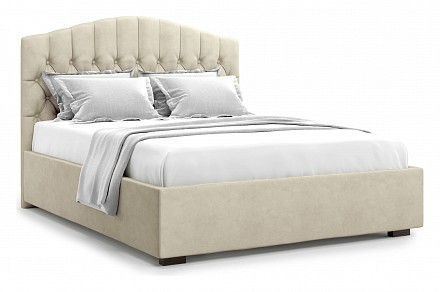 Кровать полутораспальная Lugano 140 Velutto 17