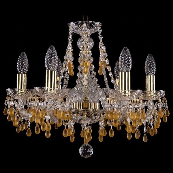 Подвесная люстра 1410/6/160/G/V1003 Bohemia Ivele Crystal  (BI_1410_6_160_G_V1003), Чехия