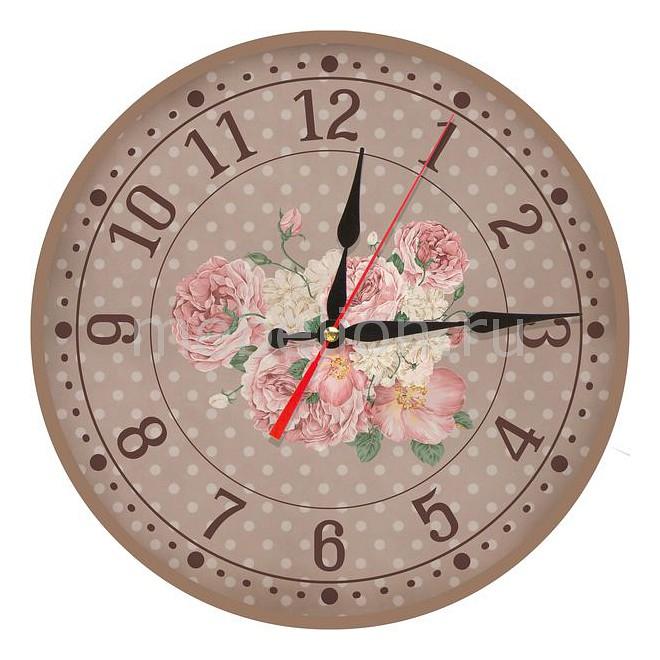 Настенные часы Акита (30 см) Розы AC31 цена и фото