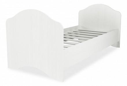Односпальная кровать для детской комнаты Прованс SLV_NM_008_62