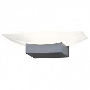 Бра Wall 3 FW199 SGR серый песок LED 4200K 5W 200*75*90