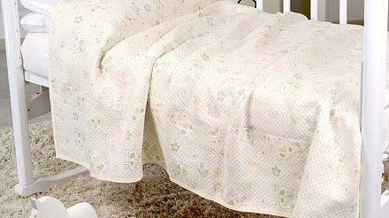 Одеяло детское Жирафики
