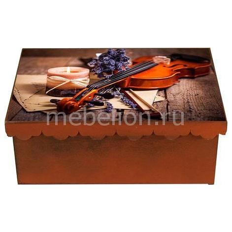 Шкатулка декоративная Акита (26х18х13 см) Скрипка 1826-17 скрипка shantou gepai скрипка 369b