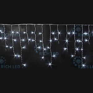Бахрома световая (3х0.5 м) RL-i3*0.5F-RB/W