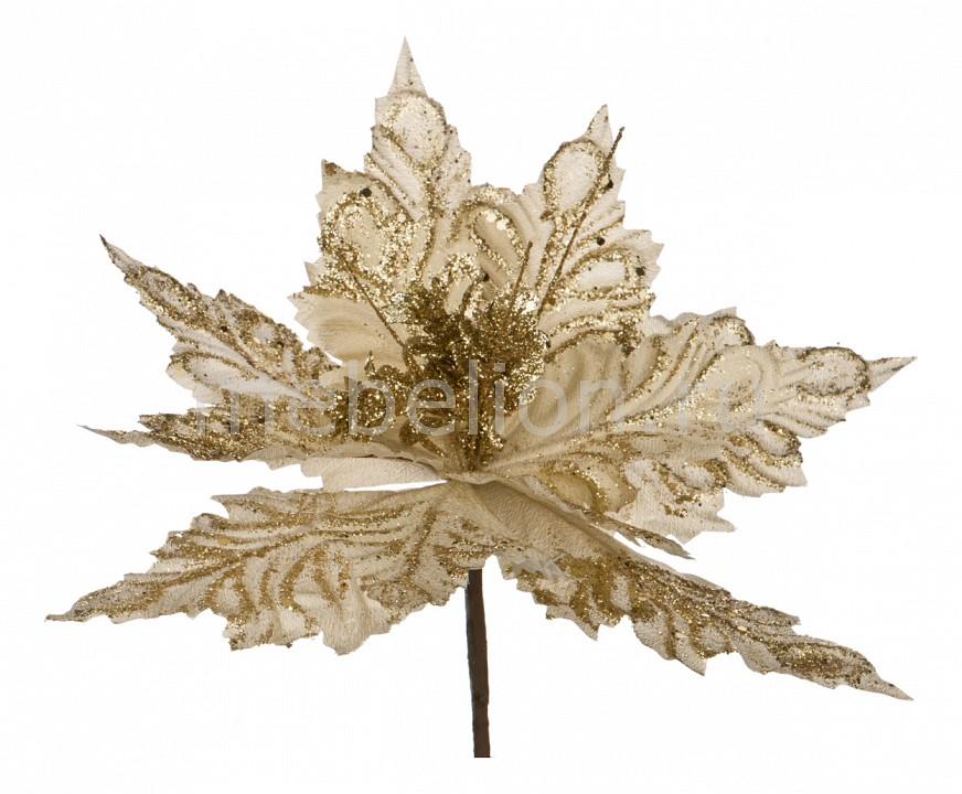 Цветок АРТИ-М (27 см) Пуансетия 241-1708 арти м 8х14 см серебряный цветок 167 121
