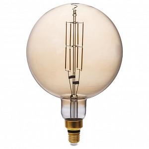 Лампа светодиодная Filament E27 220В 8Вт 1800K TH-B2175
