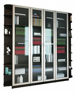 Книжный шкаф для гостиной Милан-104 MAS_MST-BDM-KOMP-104-VD