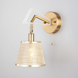 Бра Alicanto 60082/1 золотая бронза