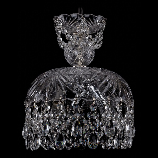 Подвесной светильник 7711/25/Ni Bohemia Ivele Crystal  (BI_7711_25_Ni), Чехия