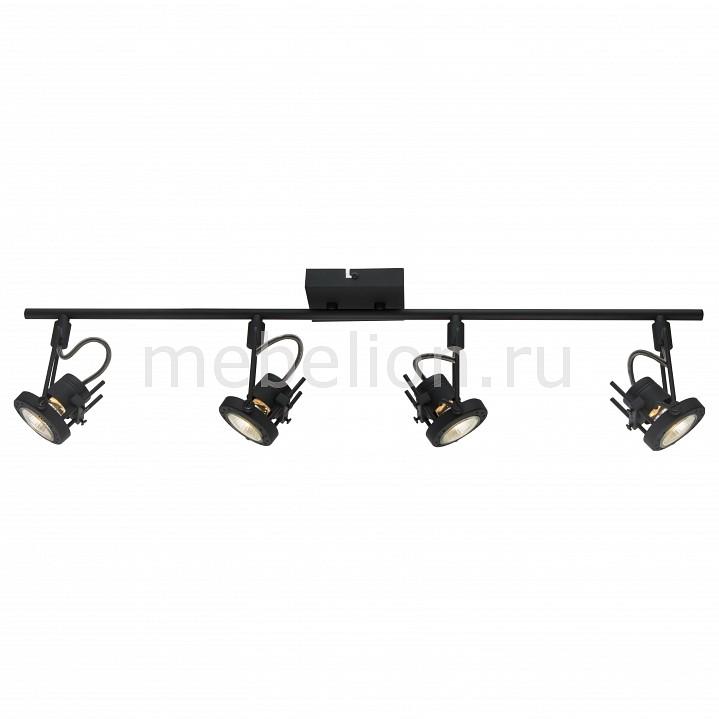 Купить Спот 430 A4301PL-4BK, Arte Lamp