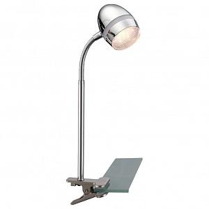 Настольная лампа офисная Manjola 56206-1K