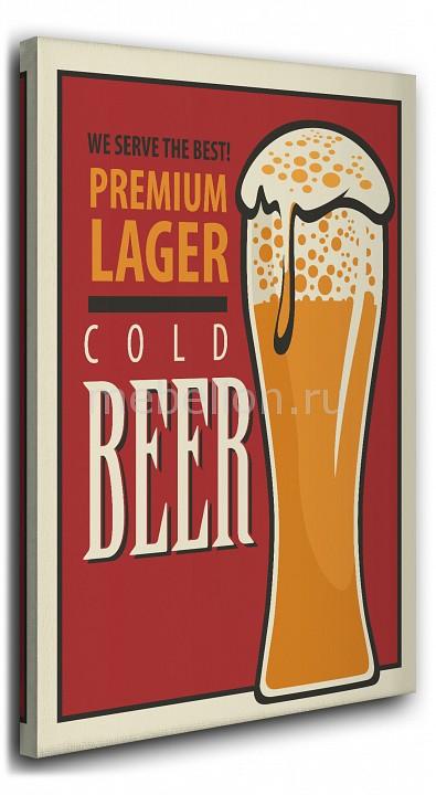 Панно Ekoramka (40х50 см) Cold beer 1136874 1 sanitary stainless steel ss304 y type filter strainer f beer dairy pharmaceutical beverag chemical industry