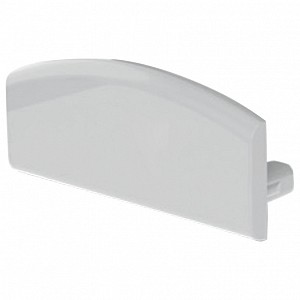 Заглушка для профиля ALU-WIDE-H8 014855