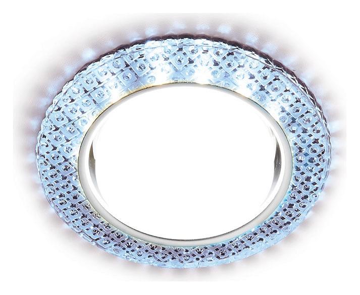 Встраиваемый светильник Ambrella AMBR_G296_CL_CLD от Mebelion.ru