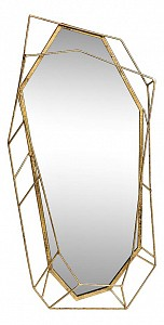 Зеркало настенное (43.2x85.1 см) Драгоценный камень 37SM-0421