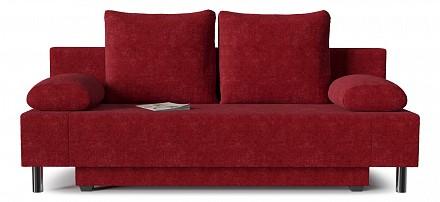Прямой диван-кровать Парма (Мадрид) Еврокнижка / Диваны / Мягкая мебель