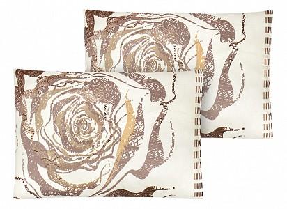 Набор из 2 наволочек (50x70 см) Karna