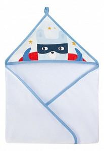 Полотенце деткое (75x75 см) Super hero