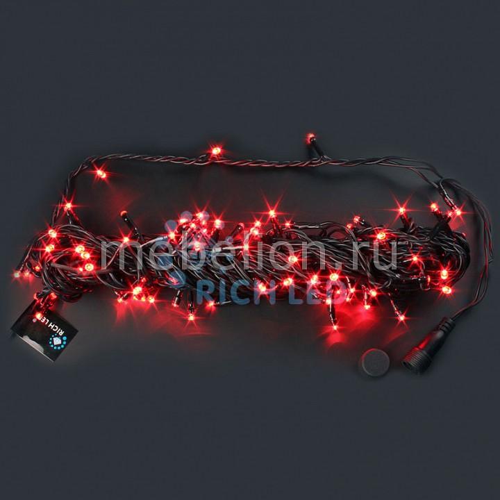 Электрогирлянда RichLED RL_RL-S10CF-220V-CW_R от Mebelion.ru