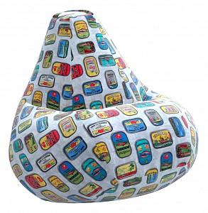 Кресло-мешок Ларедо Жаккард 3XL 150*110 см