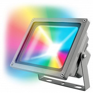 Светильник на штанге ULF-S01-10W/RGB/RC IP65 110-240В картон